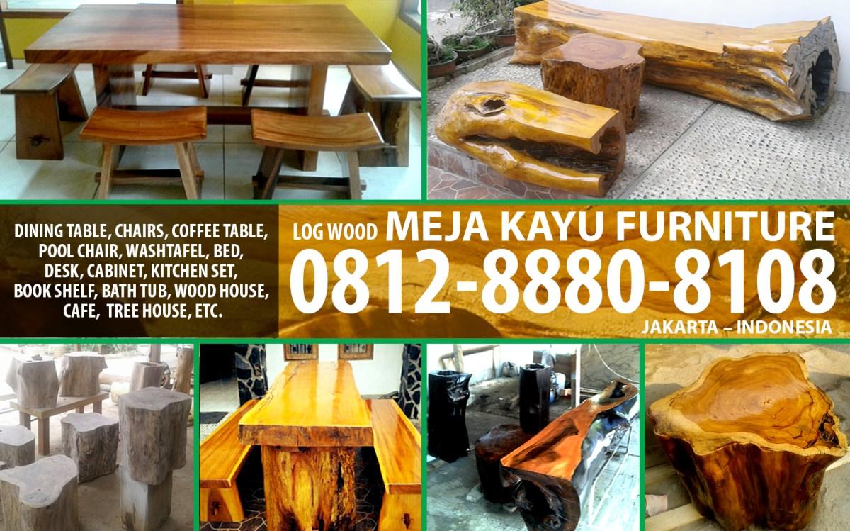 Pesan Online Mebel Kayu Jati Pusat Furniture Jakarta