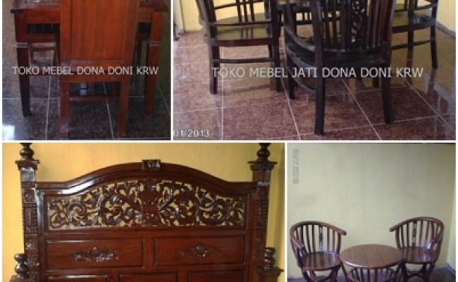 Toko Mebel Jati Karawang Community Home Industry