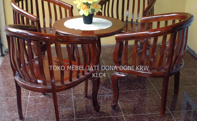 Toko Mebel Jepara Di Karawang Furniture Dona Doni