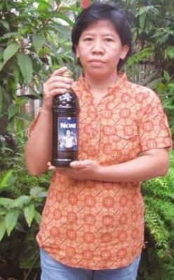 Kanker Sembuh Tanpa Operasi Testimoni Tahitian Noni