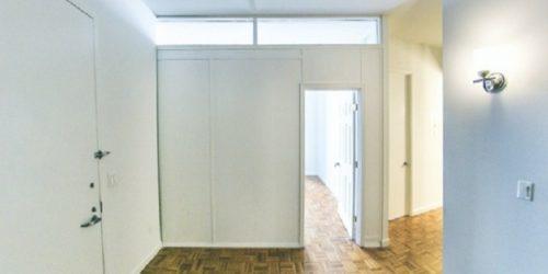 Cara Membagi ruangan dengan partisi sliding wall
