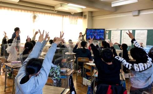 小学校国際交流コーディネート
