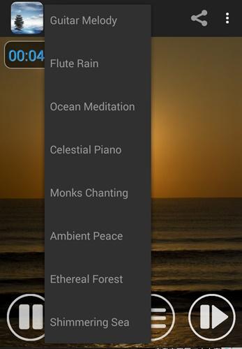 瞑想,アプリ