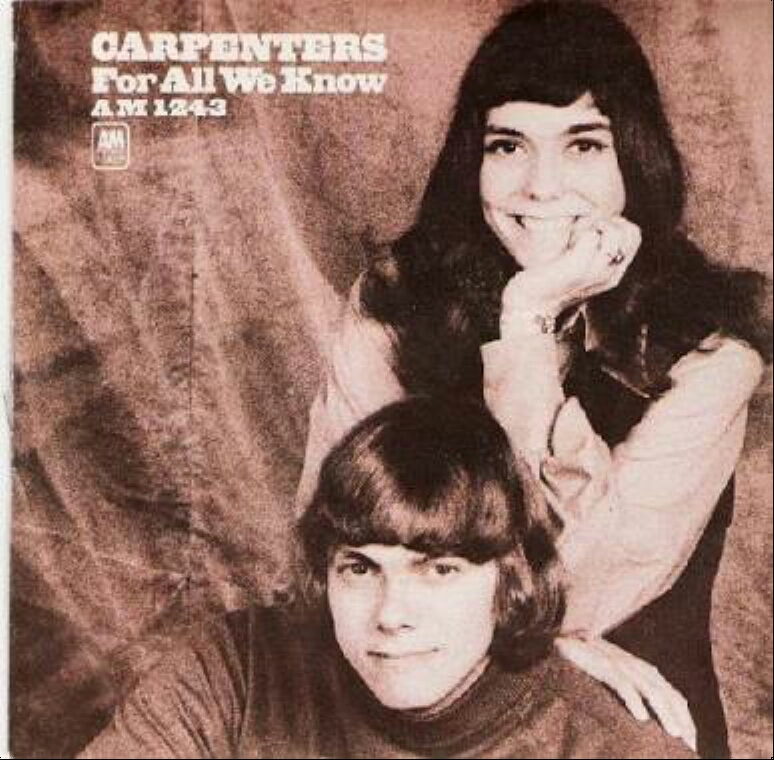 For All We Know (ふたりの誓い) 和訳 - Carpenters