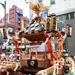 浅草エリアのお祭りイベント行事