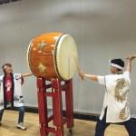 神奈川県から親子で和太鼓体験&三味線体験