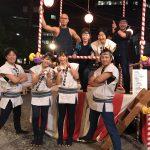 西麻布上笄町会盆踊り大会