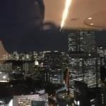 赤坂BIZビル 社員食堂 懇親会 和楽器演奏