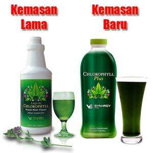 liquid chlorophyll synergy
