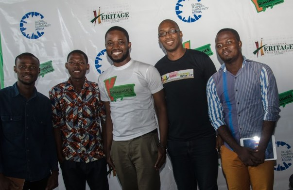 #YDialogues Y 107.9 FM Ghana in partnership with Global Shapers Accra Hub & @Heritage Theater Series