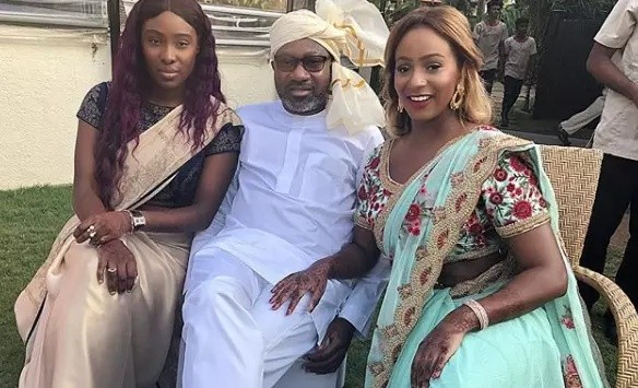Femi Otedola buys his daughter DJ Cuppy a brand new 2018 Range Rover Sport (Photo)