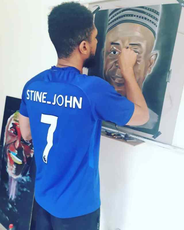 Styne John Crafting