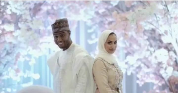 Nigerian Reacts as Sani Dangote Son got Engaged to Malaysian Billionaire Daughter
