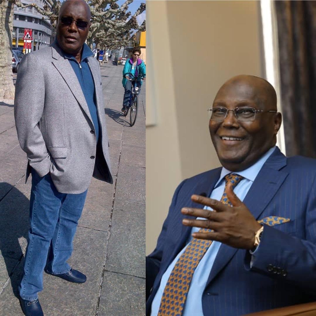 # 10 Years Challenge, Atiku Joins the Moving Train