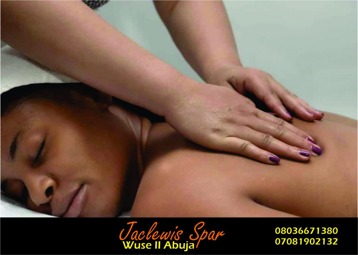 JACLEWIS SPA PROFESSIONAL BODY TREATMENT ABUJA