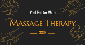 Types, Uses and Infographic of Some Relaxing Massage Therapy 2019