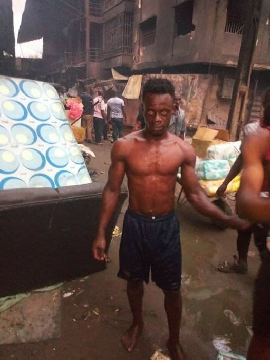 Onitsha Market Fire Incident