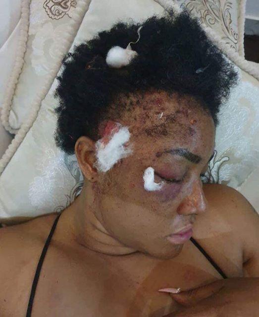 Angela Okorie Cheats Death