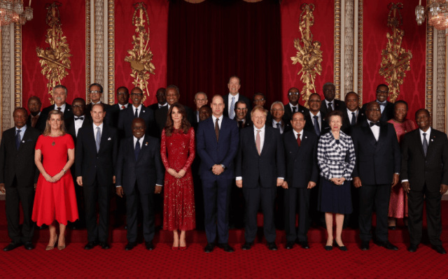 President-Buhari-absent-in-UK-summit-dinner