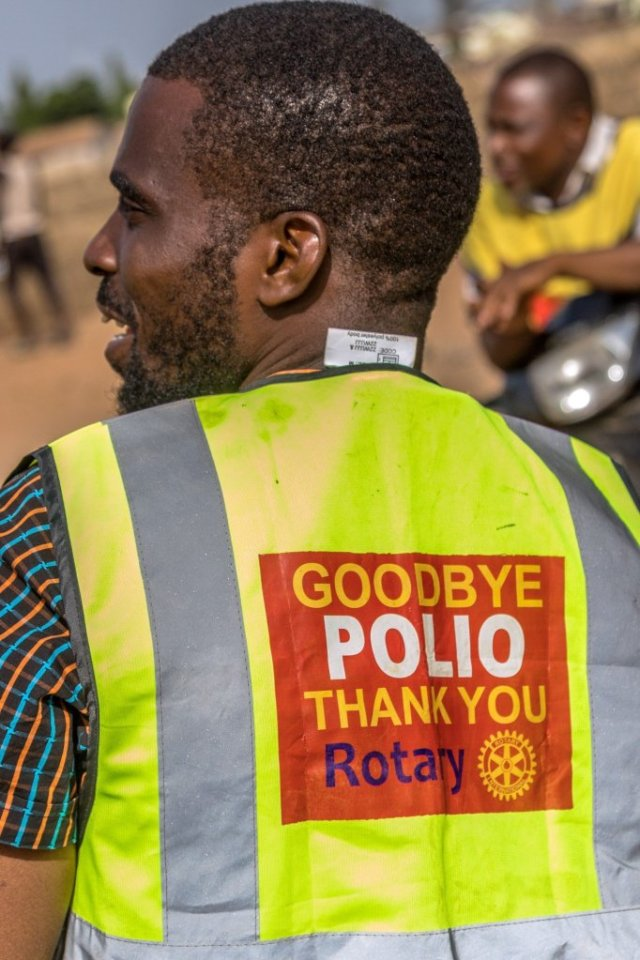 Polio Eradication - Rotary and the Bill & Melinda Gates Foundation in Additional $450m Partnership