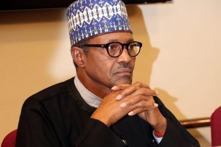 President Buhari Booed During Sympathy Visit to Borno (Video)