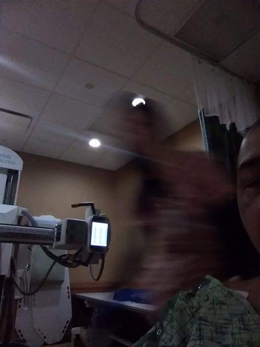 Man Captures Evil Spirit on Camera While Taking Selfie