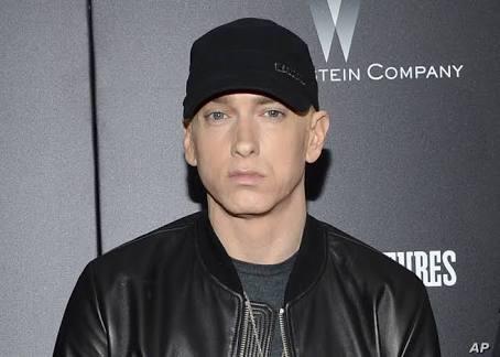Eminem diagnosed with coronavirus