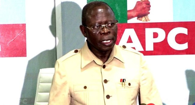 Court sets aside ruling suspending Oshiomhole as APC chairman
