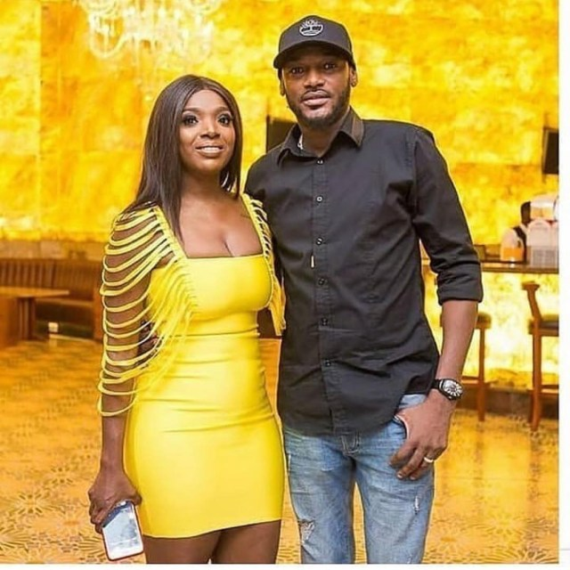 Annie and 2face Idibia celebrate 7th wedding anniversary