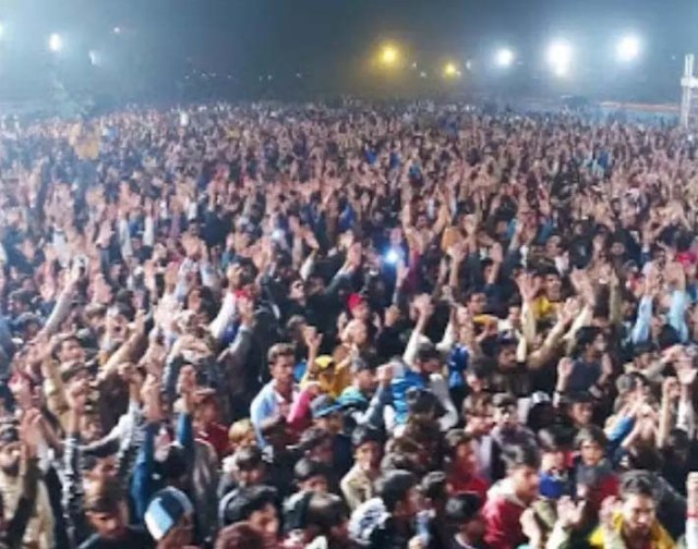 Pakistan for Christ - as Over 73,000 Souls Accept Jesus
