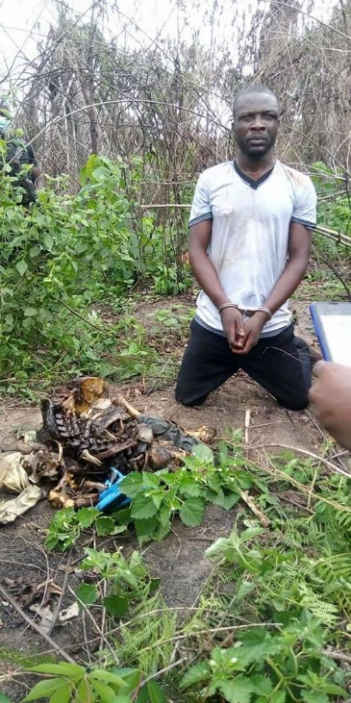 Police Arrest Killers of 3 Uniport Students - Recovers Decomposed Body (Graphic!)