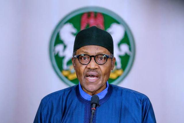 Buhari Addresses the Nation