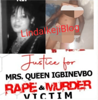 Nigerians Seek Justice for Pregnant Politician Wife Raped and Killed