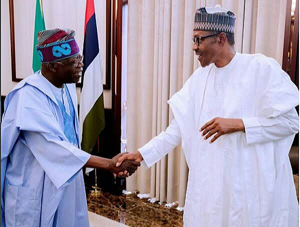 Hours after Jagaban Speaks on APC Crisis…Buhari Says He's in Touch with Tinubu and Their Relationship Remains as Strong as Ever