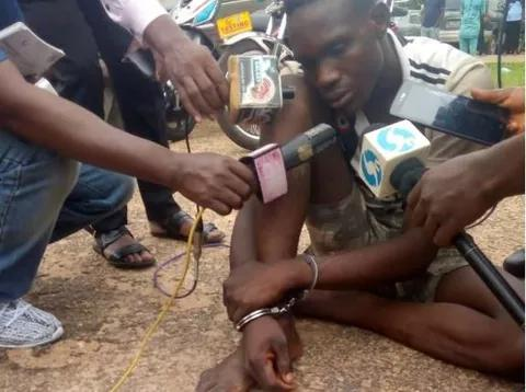 Angry Man Murders His Girlfriend for Denying Him S€x, Dumps Her Body Inside Well