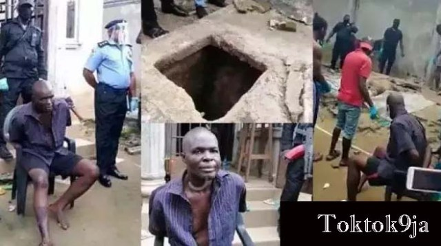 """Police Arrest Notorious Kidnapper and Serial Killer """"Anthony"""", Recovers Decomposing Bodies"""