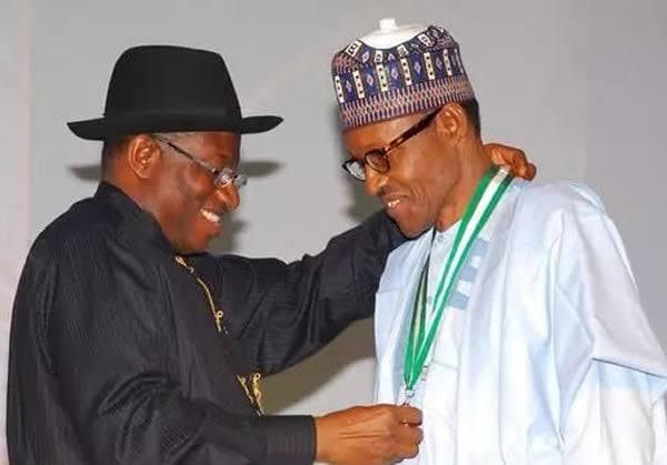 Buhari Honours Jonathan, Names Agbor Train Station after Jonathan