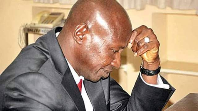The Fate of Embattled EFCC Acting Chairman Ibrahim Magu Hangs in Balance