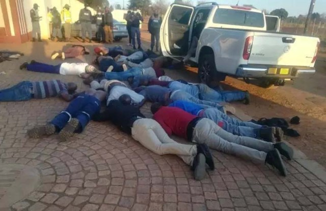 South Africa Church Hostage Leaves Five People Dead