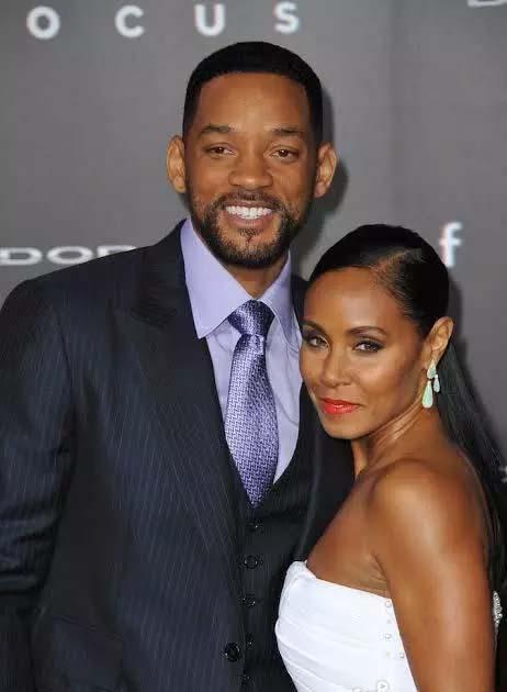 Will Smith's Wife Jada Pinkett Admits She Had an Affair on Live Broadcast