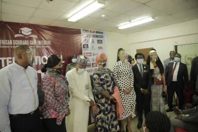 AFRICAN CARE SCHOLARS INITIATIVE
