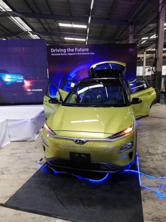 Made in Nigeria Electric Car