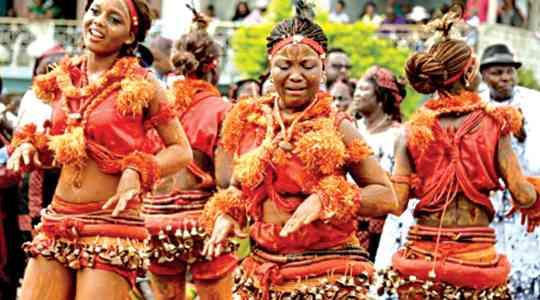 Efik Tribe of Nigeria