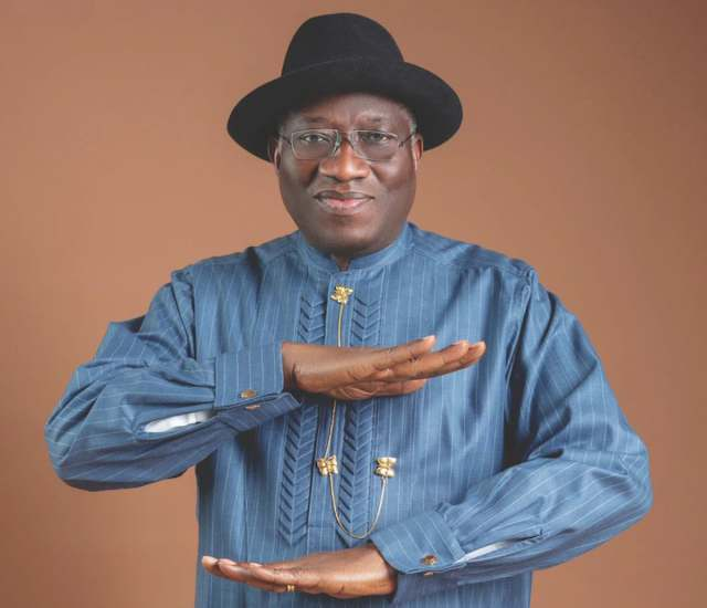 Buried Politically - Says  Jonathan
