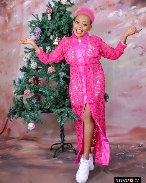 Nollywood Actress Mary Nky