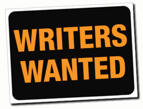 Excellent Writers Needed