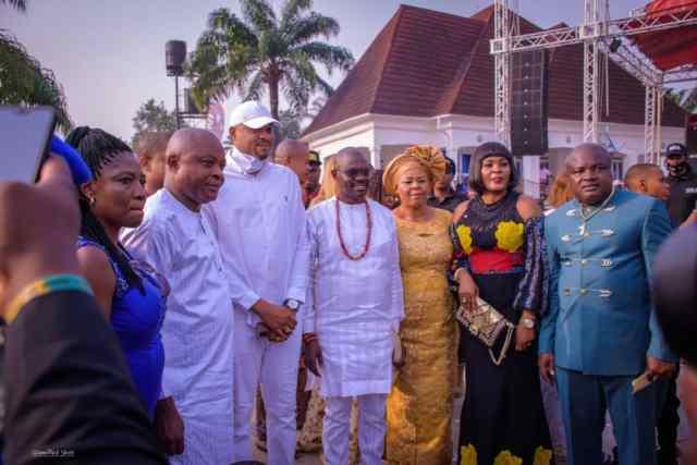 Nigeria's Richest Funeral Undertaker