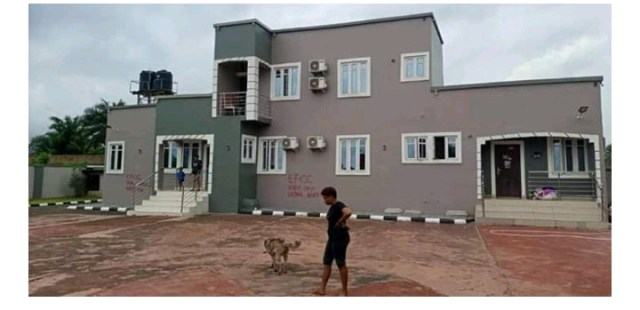 See the Fleet of Cars and Luxury House Owned By A 22-year-old Yahoo Boy