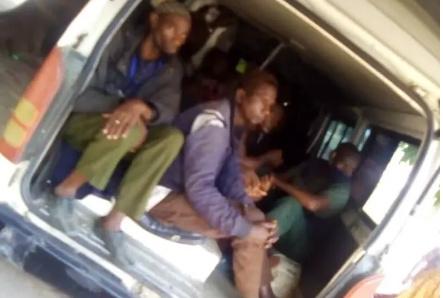 Armed Fulani Men Intercepted