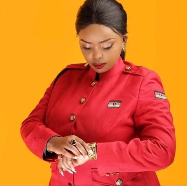 Rich Female Pastor